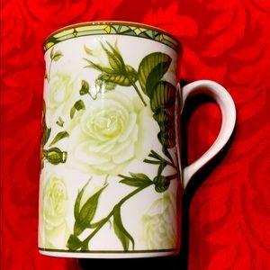 Vintage Collector's series of four designs mug